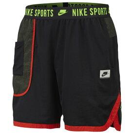 ナイキ Nike メンズ フィットネス・トレーニング ショートパンツ ボトムス・パンツ【Dry NSP Shorts】Black/Sequoia/Red/Electric Green
