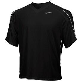 ナイキ Nike メンズ ラクロス トップス【Team Face-Off Game Jersey】Black/White/White