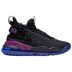 ナイキ ジョーダン Jordan メンズ バスケットボール シューズ・靴【Proto-Max 720】Black/Racer Blue/Hyper Violet