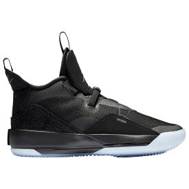 ナイキ ジョーダン Jordan メンズ バスケットボール シューズ・靴【AJ XXXIII】Black/Dark Grey/White