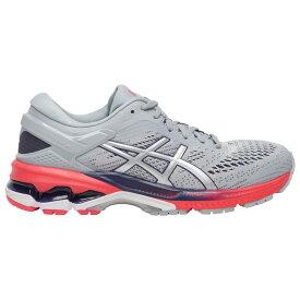 アシックス ASICS レディース ランニング・ウォーキング シューズ・靴【GEL-Kayano 26】Piedmont Grey/Silver/No Color