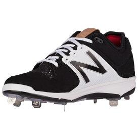 ニューバランス New Balance メンズ 野球 シューズ・靴【3000V3 Metal Low】Black/White