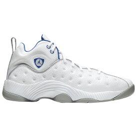 ナイキ ジョーダン Jordan メンズ バスケットボール ジャンプマン シューズ・靴【Jumpman Team II】White/Hyper Royal/Light Smoke Grey/Black
