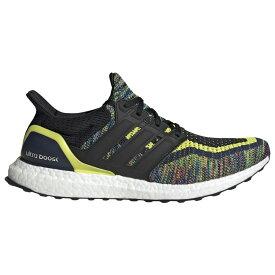 アディダス adidas メンズ ランニング・ウォーキング シューズ・靴【Ultraboost】Multicolor/College Navy/Core Black/Shock Yellow Multicolor Pack