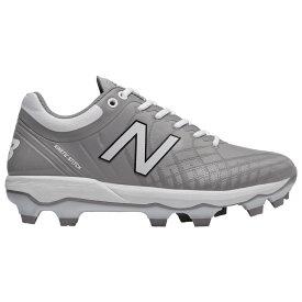 ニューバランス New Balance メンズ 野球 シューズ・靴【4040v5 TPU Low】Grey/White