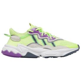 アディダス adidas Originals レディース ランニング・ウォーキング シューズ・靴【Ozweego】Hi-Res Yellow/Orchid Tint/Shock Lime