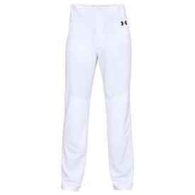 アンダーアーマー Under Armour メンズ 野球 ボトムス・パンツ【Utility Relaxed Pants】White