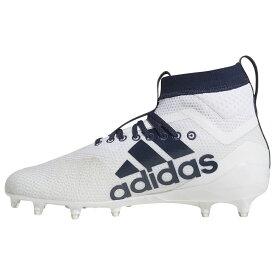 アディダス adidas メンズ アメリカンフットボール シューズ・靴【adiZero 8.0 SK】White/Collegiate Navy available to ship early March
