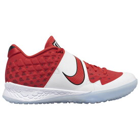 ナイキ Nike メンズ 野球 シューズ・靴【Force Zoom Trout 6 Turf】University Red/Gym Red/Black