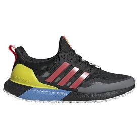アディダス adidas メンズ ランニング・ウォーキング シューズ・靴【Ultraboost All Terrain】Trail/Core Black/Shock Red/Shock Yellow Trail Pack
