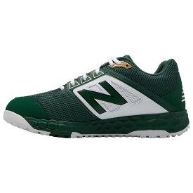 ニューバランス New Balance メンズ 野球 シューズ・靴【3000v4 Turf】Green/White