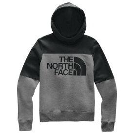 ザ ノースフェイス The North Face レディース パーカー トップス【Drew Peak Hoodie】Heather Grey/Black