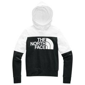 ザ ノースフェイス The North Face レディース パーカー トップス【Drew Peak Hoodie】Black/White