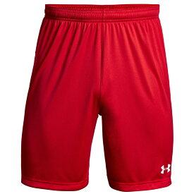 アンダーアーマー Under Armour メンズ サッカー ショートパンツ ボトムス・パンツ【Team Golazo 2.0 Shorts】Red/White