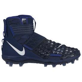 ナイキ Nike メンズ アメリカンフットボール シューズ・靴【Force Savage Elite 2 TD】Midnight Navy/White/Deep Royal Blue