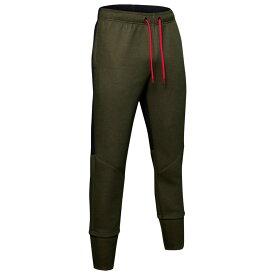 アンダーアーマー Under Armour メンズ バスケットボール ボトムス・パンツ【SC30 Warm-Up Pants】Stephen Curry Guardian Green/Range Khaki