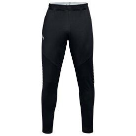 アンダーアーマー Under Armour メンズ フィットネス・トレーニング ボトムス・パンツ【Team Qualifier Hybrid Warm-Up Pants】Black/White