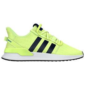 アディダス adidas Originals メンズ ランニング・ウォーキング シューズ・靴【U_Path Run】Hi Res Yellow/Collegiate Navy/White