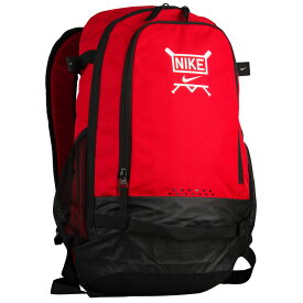 ナイキ Nike ユニセックス 野球 バットケース バックパック【Vapor Clutch Bat Backpack】University Red/White