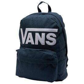 ヴァンズ Vans ユニセックス バックパック・リュック バッグ【Old Skool III Backpack】Dress Blue/White