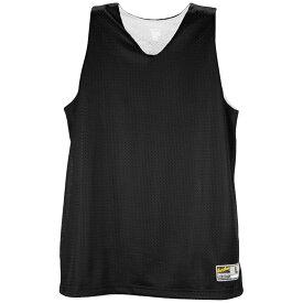 イーストベイ Eastbay レディース バスケットボール タンクトップ トップス【Basic Reversible Mesh Tank】Black/White