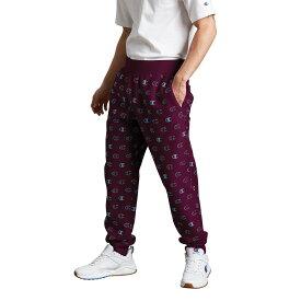 チャンピオン Champion メンズ ジョガーパンツ ボトムス・パンツ【Reverse Weave AOP C Jogger】Purple