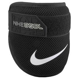 ナイキ Nike メンズ 野球 エルボーガード プロテクター【Batter's Elbow Guard 2.0】Black/White
