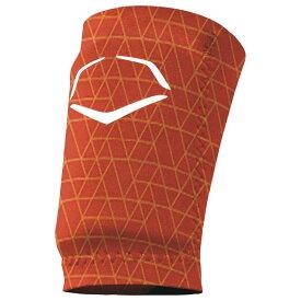 エボシールド Evoshield メンズ 野球 リストガード プロテクター【Evocharge Protective Wrist Guard】Orange