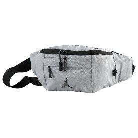 ナイキ ジョーダン Jordan ユニセックス バスケットボール 【Ele Jacquard Crossbody Bag】Cool Grey/Black