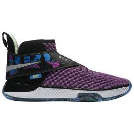ナイキ Nike メンズ バスケットボール エアズーム シューズ・靴【Air Zoom UNVRS】Vivid Purple/White