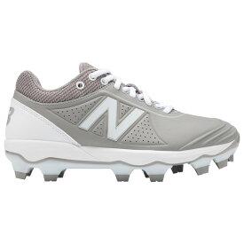 ニューバランス New Balance レディース 野球 シューズ・靴【FuseV2 TPU】Grey/White