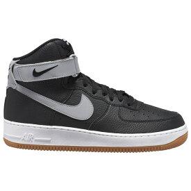 ナイキ Nike メンズ バスケットボール エアフォースワン シューズ・靴【Air Force 1 High】Black/White/Wolf Grey/Total Orange