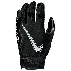 ナイキ Nike メンズ アメリカンフットボール グローブ【Vapor Jet 6.0 Football Gloves】Black/Black/White