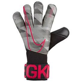 ナイキ Nike ユニセックス サッカー ゴールキーパー グローブ【Grip 3 Goalkeeper Gloves】White/Black