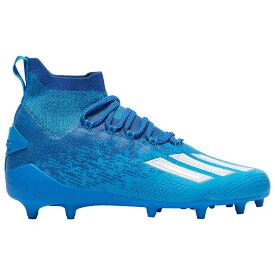 アディダス adidas メンズ アメリカンフットボール シューズ・靴【adiZero SK】Team Royal Blue/White/Team Royal Blue