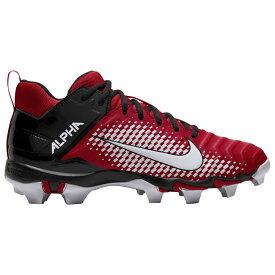 ナイキ Nike メンズ アメリカンフットボール シューズ・靴【Alpha Menace 2 Shark】University Red/White/Black