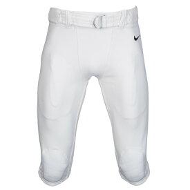 ナイキ Nike メンズ アメリカンフットボール ボトムス・パンツ【Team Stock Mach Speed Pants】White/White/Black