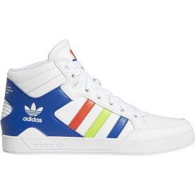 アディダス adidas Originals メンズ バスケットボール シューズ・靴【Hard Court HI】White/Royal/Red