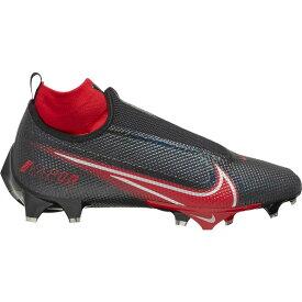 ナイキ Nike メンズ アメリカンフットボール シューズ・靴【Vapor Edge Pro 360】Black/University Red/Metallic Silver