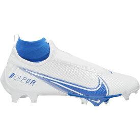 ナイキ Nike メンズ アメリカンフットボール シューズ・靴【Vapor Edge Pro 360】White/Game Royal/White