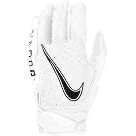 ナイキ Nike メンズ アメリカンフットボール レシーバーグローブ グローブ【vapor jet 6.0 receiver gloves】White/White/Black