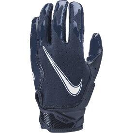 ナイキ Nike メンズ アメリカンフットボール レシーバーグローブ グローブ【vapor jet 6.0 receiver gloves】Midnight Navy/Midnight Navy/White