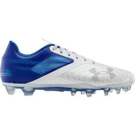 アンダーアーマー Under Armour メンズ アメリカンフットボール シューズ・靴【blur lux mc】Royal/White/Team Royal