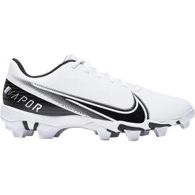 ナイキ Nike メンズ アメリカンフットボール シューズ・靴【vapor edge shark】White/Black/White