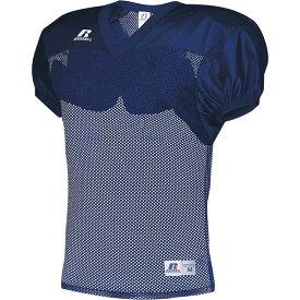 ラッセル Russell メンズ アメリカンフットボール トップス【team stock practice jersey】Navy