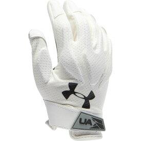 アンダーアーマー Under Armour レディース ラクロス グローブ【illusion 3 heat gear glove】White