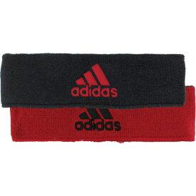 アディダス adidas メンズ ヘアアクセサリー ヘッドバンド【interval reversible headband】Black/University Red
