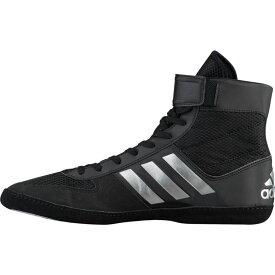 アディダス adidas メンズ レスリング シューズ・靴【combat speed 5】Black/Silver/Black