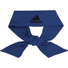 アディダス adidas ユニセックス ヘアアクセサリー ヘッドバンド【alphaskin tie headband】Collegiate Royal/White