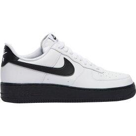ナイキ Nike メンズ バスケットボール エアフォースワン シューズ・靴【air force 1 low】White/Black